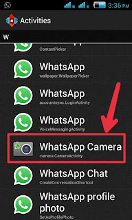 How to Get Whatsapp Recorder & whatsapp camera in your Android phone.
