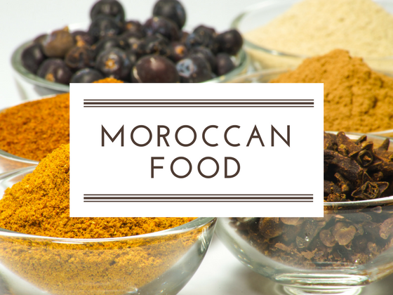 Marrakech: Moroccan food
