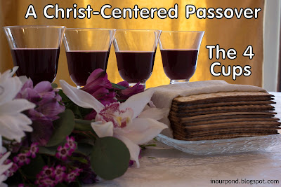 Creation to the Cross Holy Week Series- The Passover- from In Our Pond