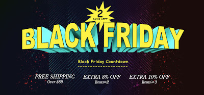 Black Friday Men's Shirts Sale