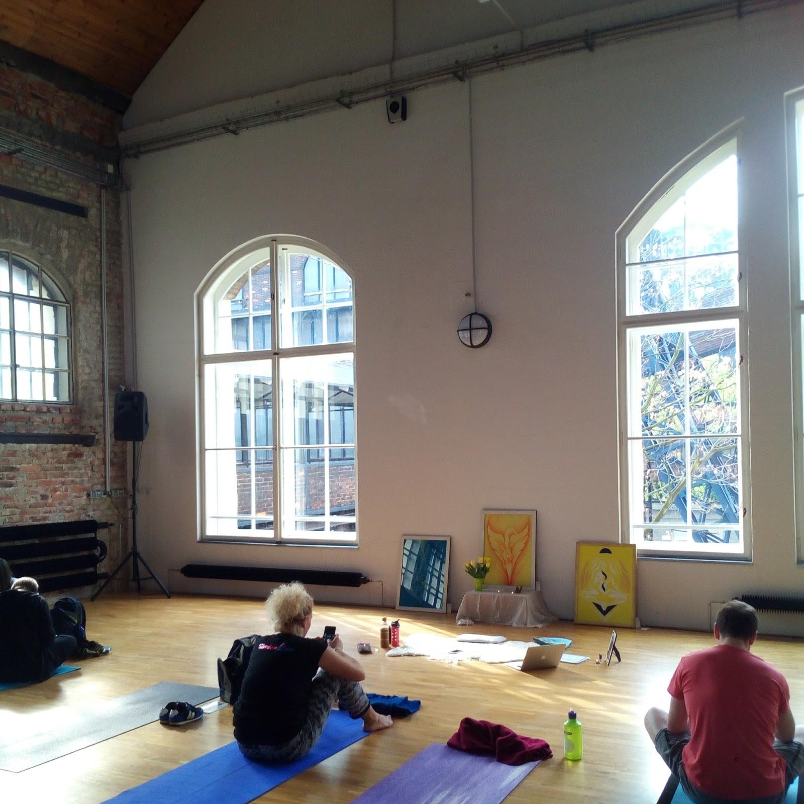 Kundalini jóga jógový festival Yoga Dance Ostrava