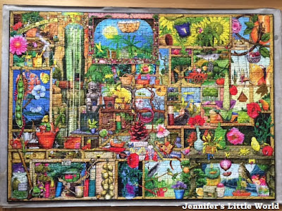 The Gardener's Cupboard jigsaw from Ravensburger review