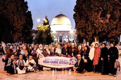 Program Umroh Plus Aqsa Petra Sahabi 15 Hari