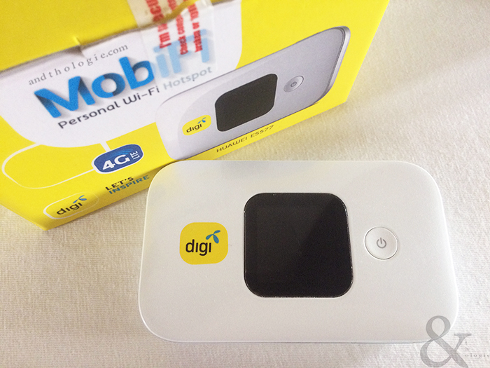 DiGi Broadband + Huawei E5577 : A No-Go Combination