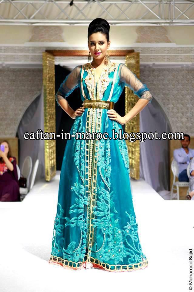 Caftan 2013 - Catalogue Caftan Marocain Moderne - adayinlifetoo blog fba05b7fd282