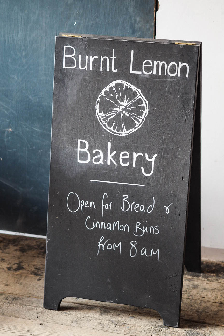 Burnt Lemon Bakery, Flat Iron Square