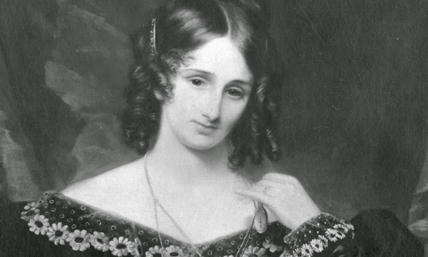 Mary shelley her life influence frankenstein mary shelley