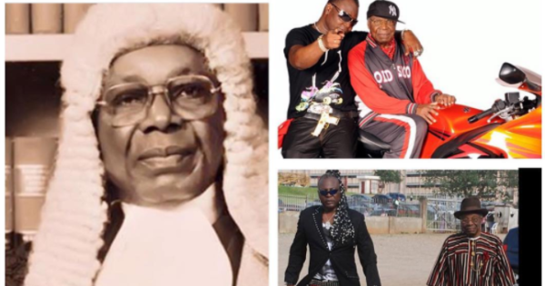 Image result for You Awakened In Me A Deeper Meaning To Life - Charly Boy Pens Heartwarming Piece To Late Dad