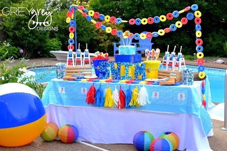 """DIY con """"churros"""" de piscina muy fáciles"""
