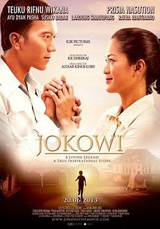 Poster Film Jokowi