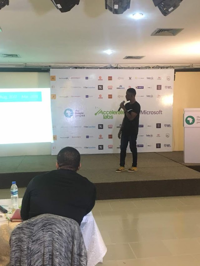 Nigerian Startup Gets Into MIT Solve