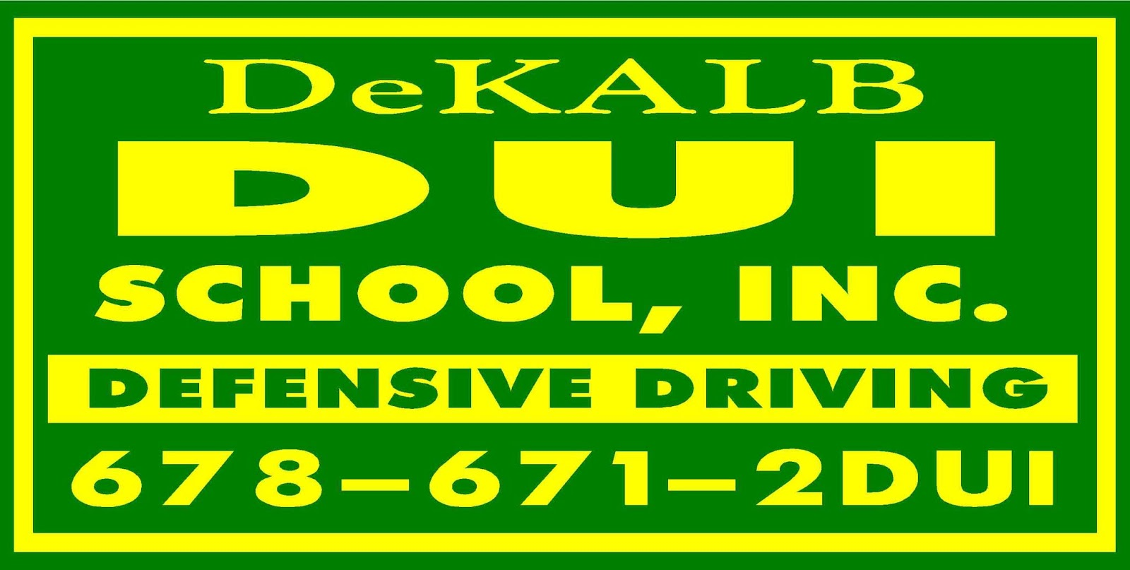 Dekalb Dui School Inc