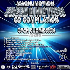 OPEN SUBMISSION : FREEDOMOTION CD COMPILATION