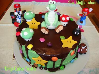 Drip cake Yoshi