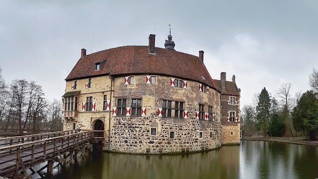 Vischering Castle in Münsterland