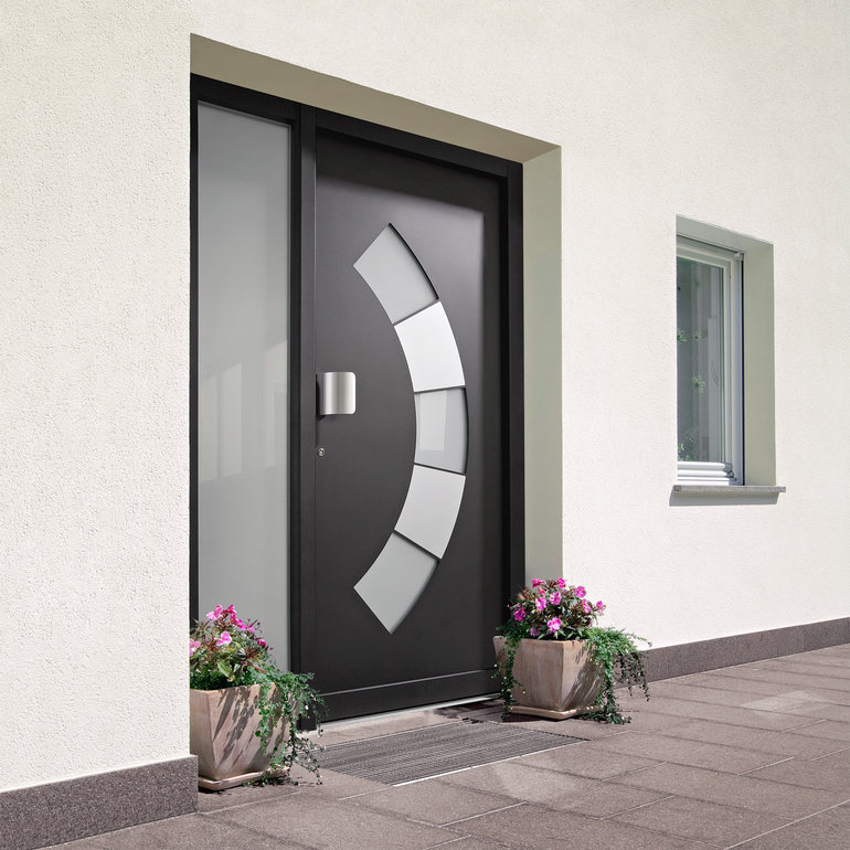 puertas de seguridad con diseo