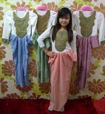Baju Muslim Anak Perempuan Di Tanah Abang