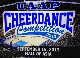 UAAP Cheerdance Competition 2013 winners