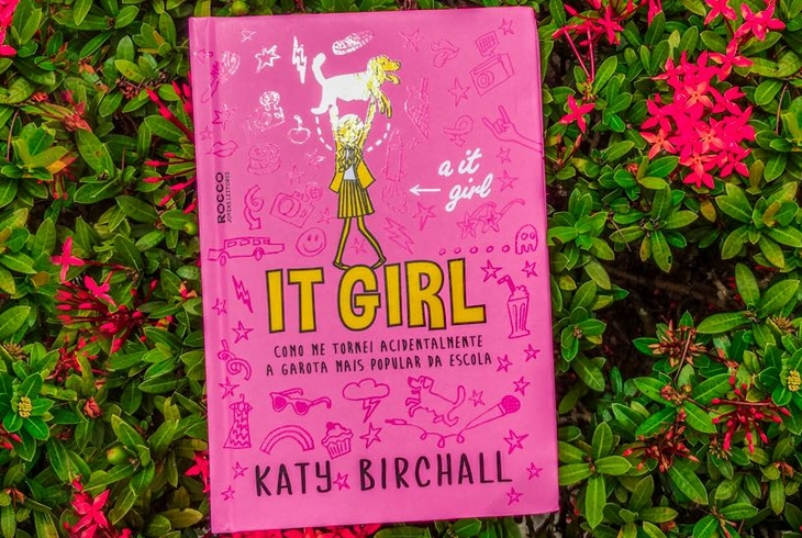 resenha it girl, it girl katy birchall, it girl rocco
