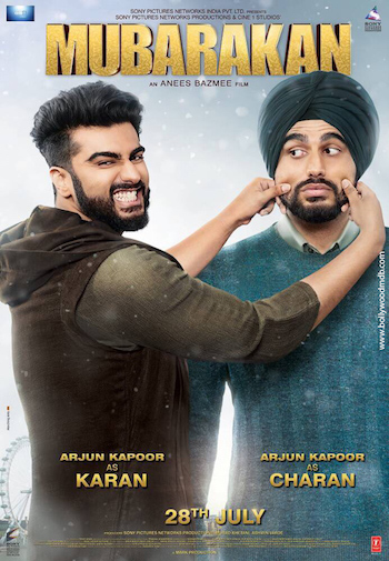 Mubarakan 2017 Hindi Movie Download