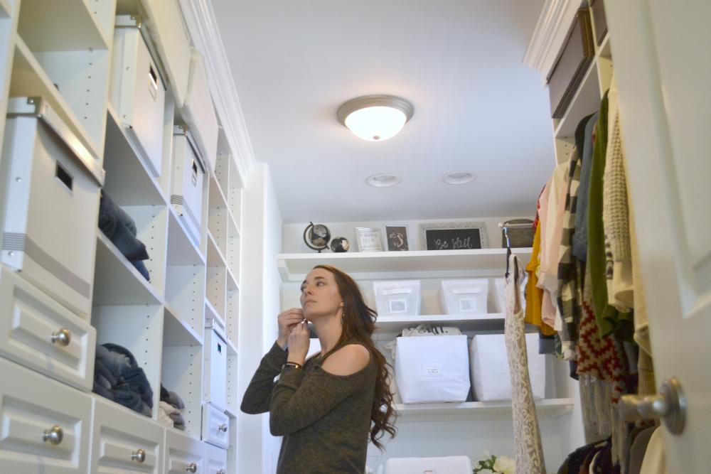 Master Bedroom Closet DIY Built-In Transformation