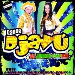 CD DOWNLOAD NOVO 2013 BANDA GRÁTIS DJAVU