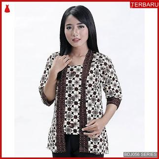 BDJ56B52 Blouse Batik 0070 Terbaru BMGShop