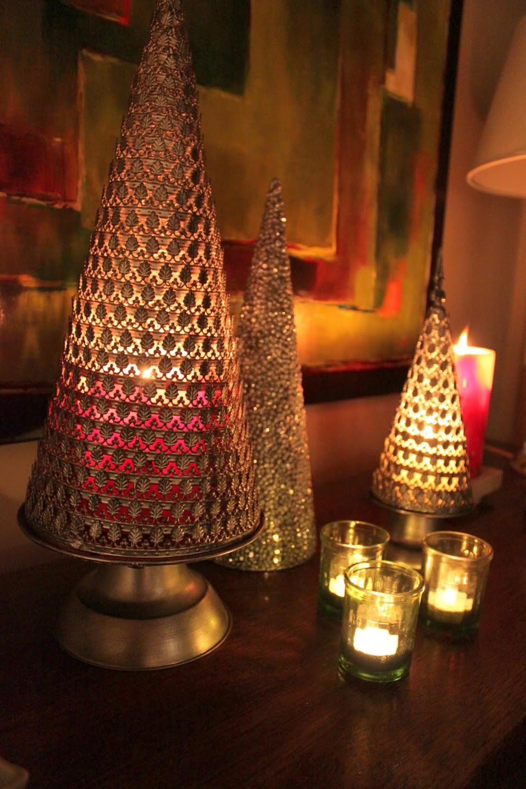 mid-century minimalist christmas decorations | mid-century ...