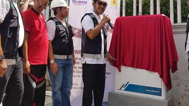 Dukung Jakarta Smart City, PLN Pindahkan Kabel Jaringan Tegangan Rendah ke Dalam Tanah