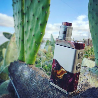 Wismec LUXOTIC NC E-cigarette Kit Reviews