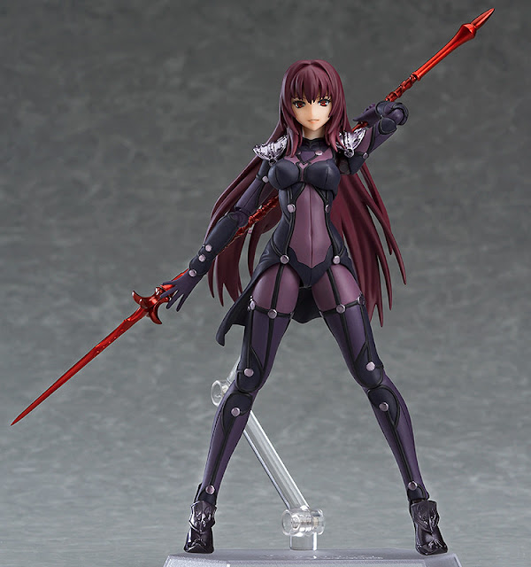 "figma Lancer / Scáthach de ""Fate/Grand Order"" - Max Factory"