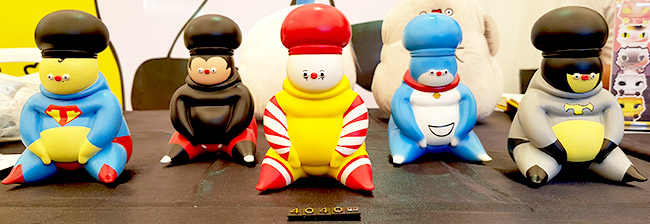 Flabjacks by Ton Mak (flabjacks.com) via: YellowMenace blog