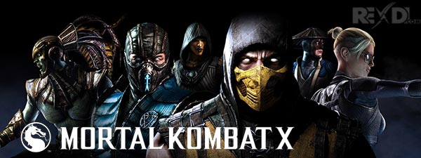 MORTAL KOMBAT X 1.10.0 Apk  Mega Mod Data All GPU