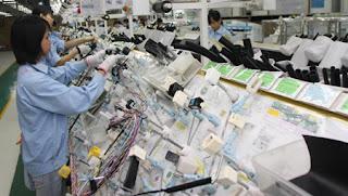 Việc làm lắp ráp linh kiện điện tử tai nhật