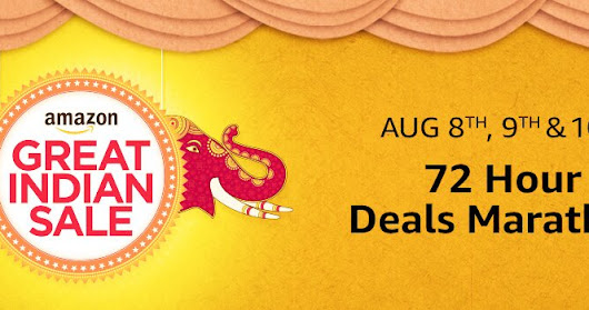 Amazon Great Indian Sale - DealsArena