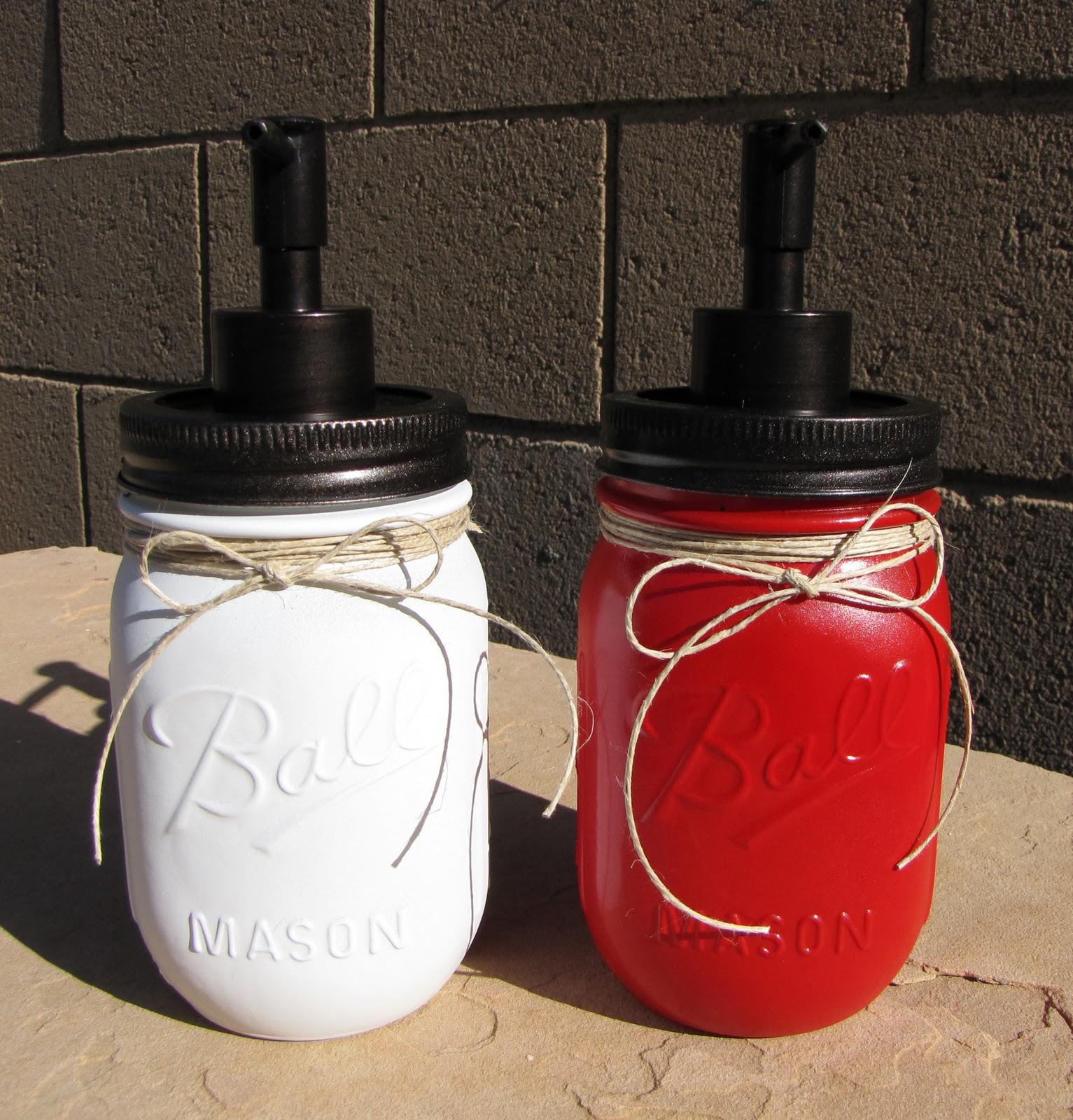 Out of Chaos, Blooms Creativity: DIY - Mason Jar Soap ...