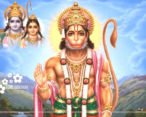 Shri Hanuman Jayanti on thursday, 25th April 2013