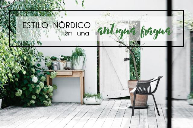 Antigua fragua remodelada decorada en estilo nórdico by Habitan2