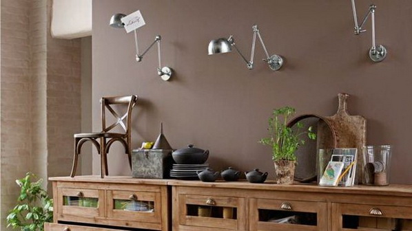parfaites id es de couleur des murs pour la d coration d 39 automne d cor de maison d coration. Black Bedroom Furniture Sets. Home Design Ideas