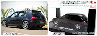 MIniatura Golf Sapão MK4
