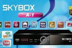 Cara Singkat Receiver SKYBOX A1