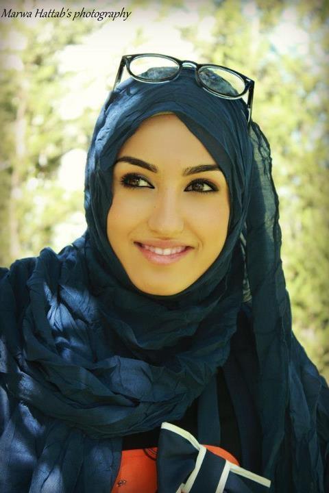 Arabic lebanon hijab girl nadia - 2 part 6