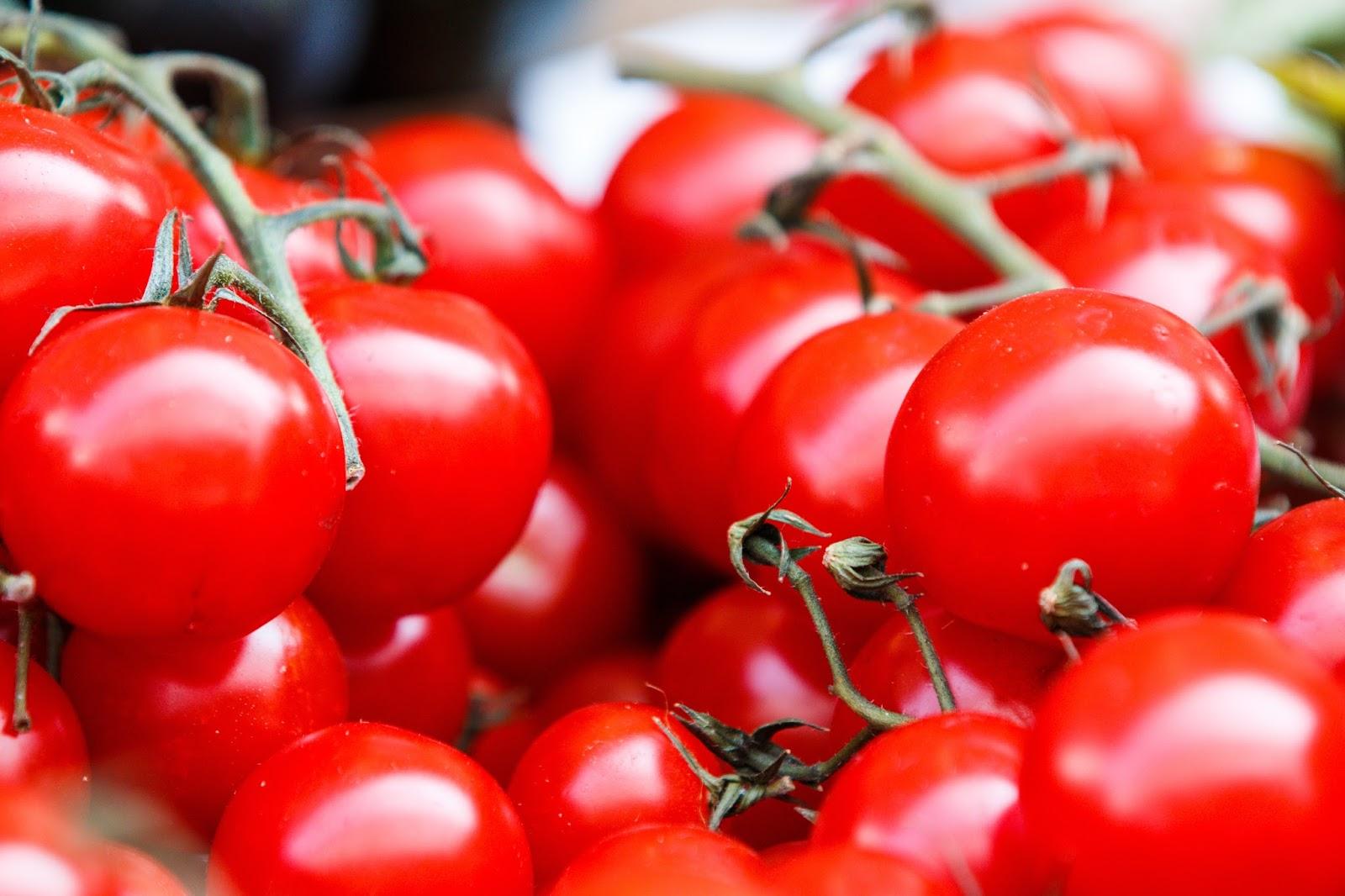 صورة الطماطم في الحلم , معنى رؤية البندورة بالمنام