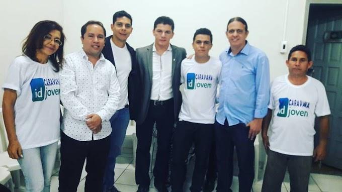Coordenação de Juventude de Caxias se empenha e avança mais uma etapa do Programa Estação da Juventude