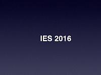 IES 2016
