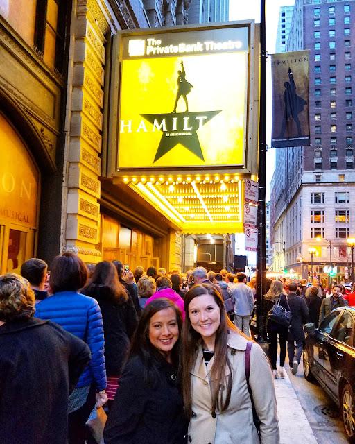 Hamilton Chicago, Broadway in Chicago, Privatebank Theatre