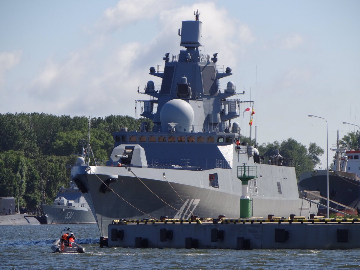 Frigate Admiral Kasatonov: on the design and capabilities of the vessel 79