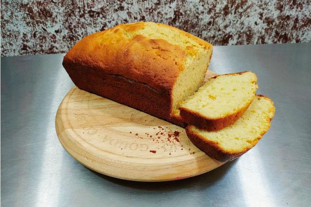 Cómo hacer PANQUÉ DE NARANJA sin mantequilla