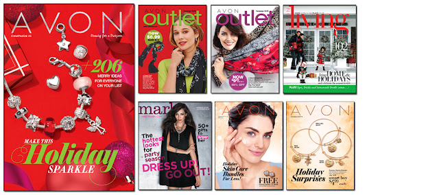 Avon Campaign 25 2016 Avon Outlets, Avon mark. magalog, Avon Living, Avon Flyer. The Online date on this Avon Catalog 11/12/16 - 11/25/16