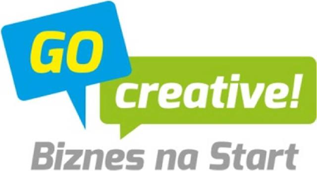 Logo konkursu Biznes na start
